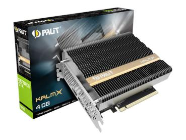 GeForce GTX 1650 4GB Palit KalmX passiv