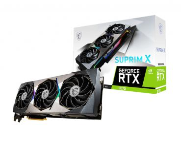 GeForce RTX 3070 MSI SUPRIM X 8G