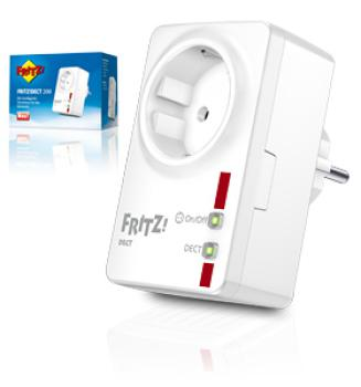 AVM FRITZ!DECT 200 - Smart-Stecker