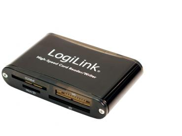 Card Reader extern USB 2.0 Logilink