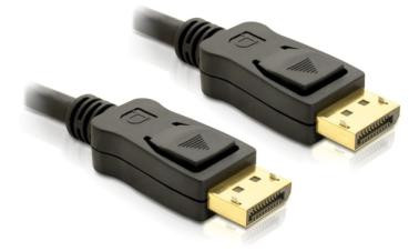 DisplayPort Kabel St./St. - 2m Delock 82585