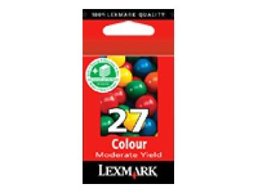 Tinte LEXMARK 27 - color