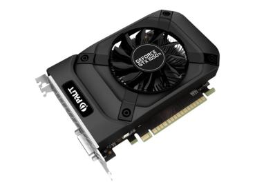 GeForce GTX 1050 TI Palit  StormX 4GB GDDR5 HDMI DVI DP