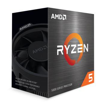 CPU AM4 AMD Ryzen 5 5600X 3,7-4,6GHz - 6C/12T 65W 7nm
