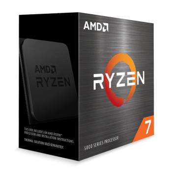CPU AM4 AMD Ryzen 7 5800X 3,8-4,7GHz - 8C/16T 105W 7nm