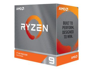 CPU AM4 AMD Ryzen 9 3900X 3,8GHz-4,6GHz 12C/24T 105W 7nm