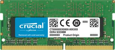 SO-DDR4 4GB 2666 Cucial CL19 1.2V