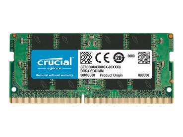 SO-DDR4 8GB 2400 Crucial 1,2V CL17