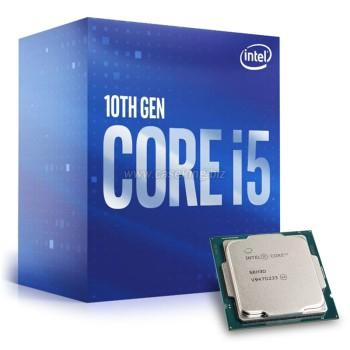 CPU 1200 Intel Core i5-10400 2,9-4,3GHz 12MB 6/12 Box 65W