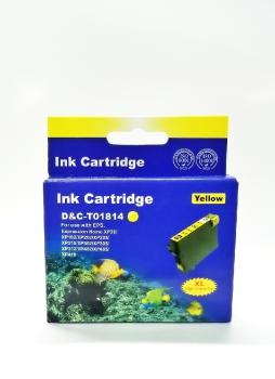 Tinte Epson 18XL yellow refilled 16ml